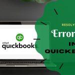 The Way of Resolving QuickBooks Error 1328